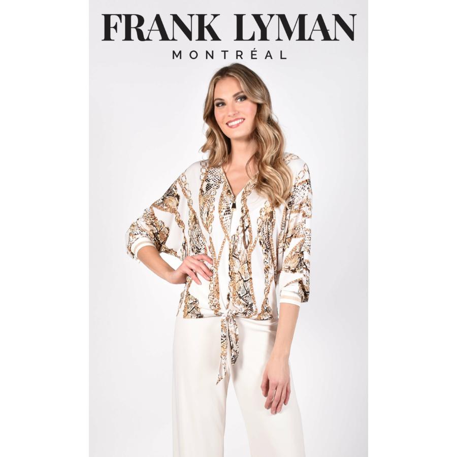 FRANK LYMAN könnyű női blúz