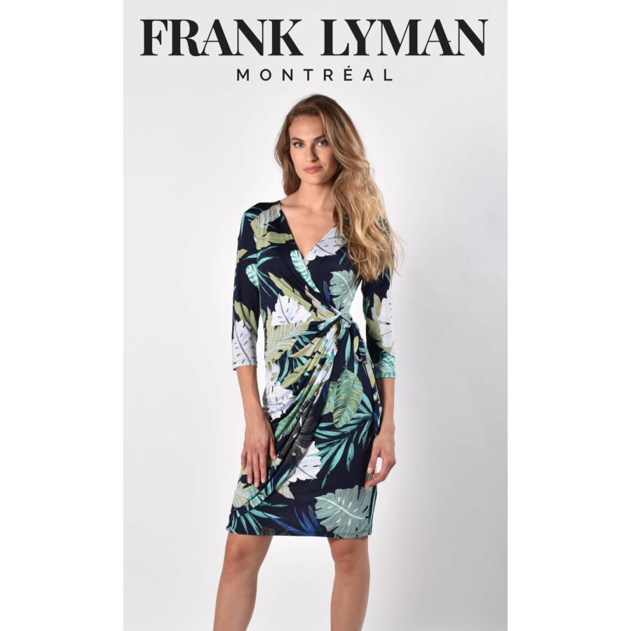 FRANK LYMAN női hosszúujjú ruha
