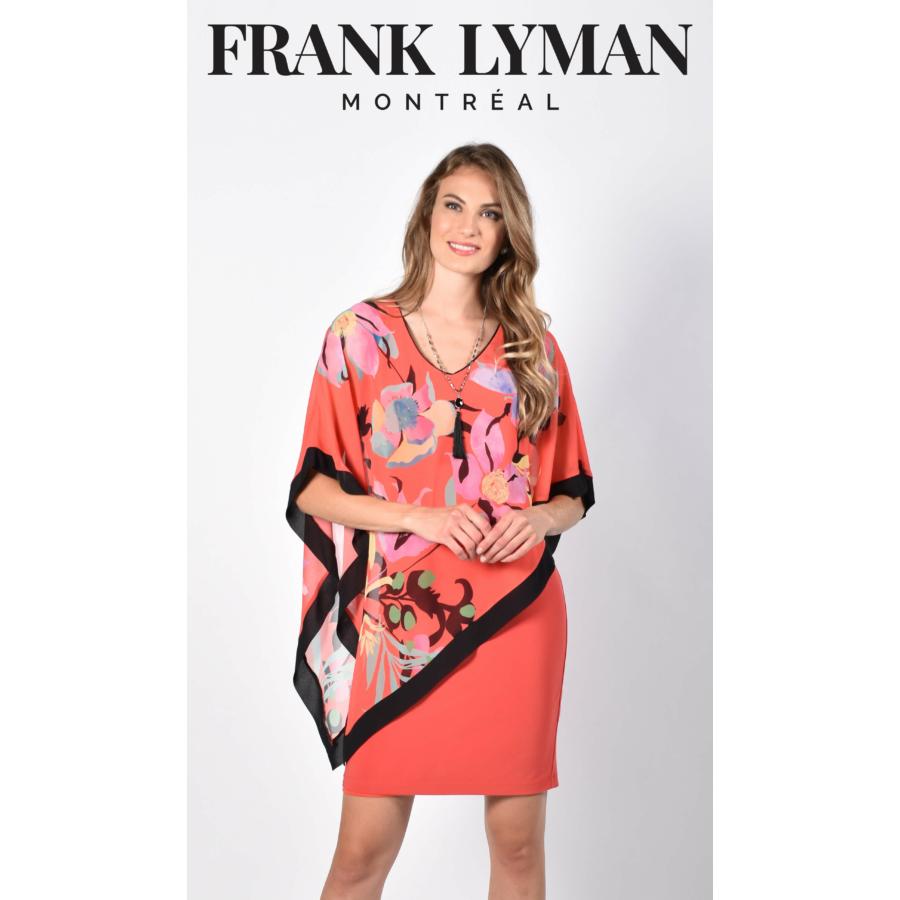 FRANK LYMAN női virágmintás alkalmi ruha