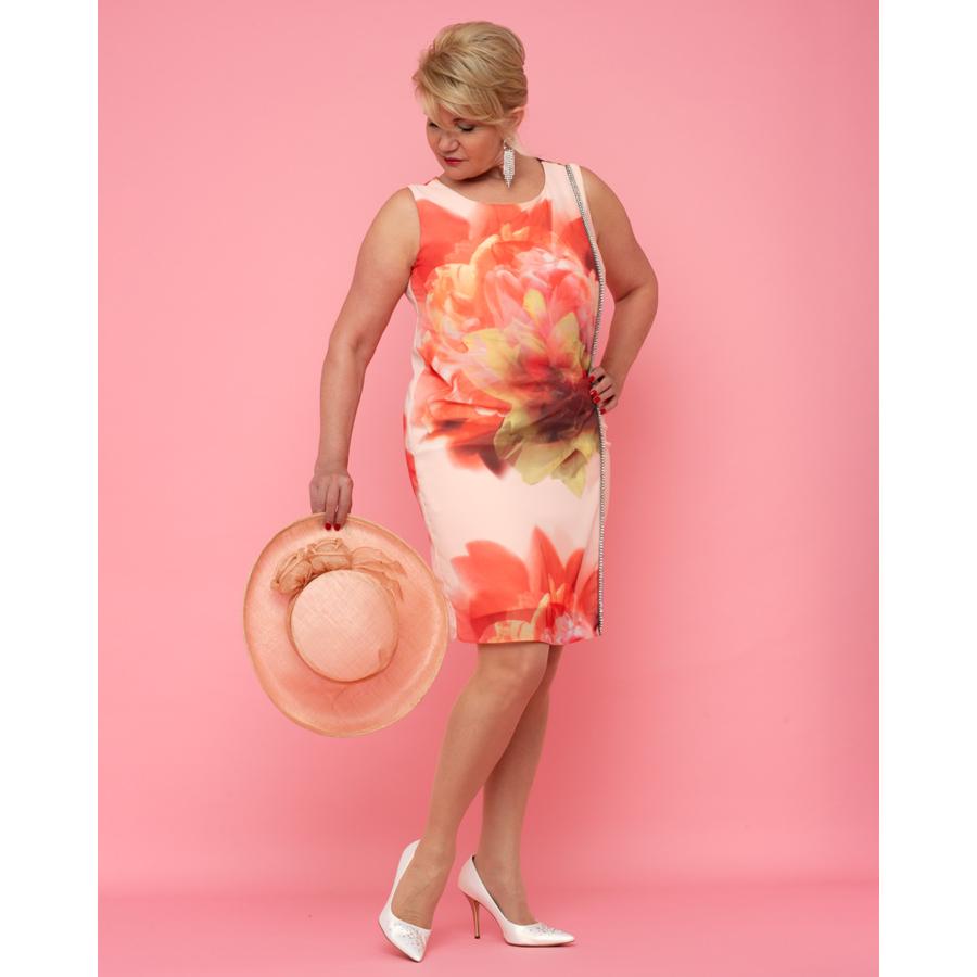 FRANK LYMAN virágmintás női ruha