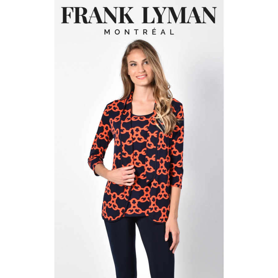 FRANK LYMAN női hosszú ujjú kabátka