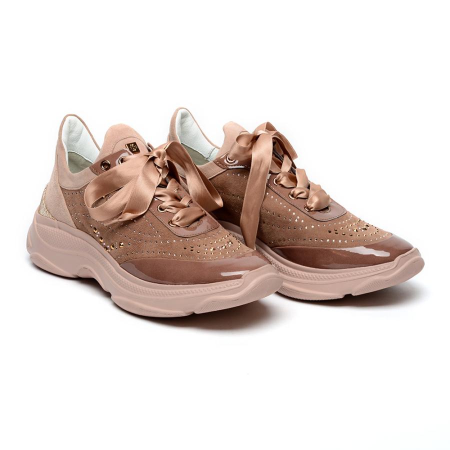 HÖGL rózsaszín női sportos cipő